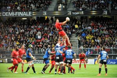DEMI-FINALES TOP 14