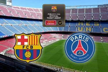 FC BARCELONE - PARIS SAINT GERMAIN