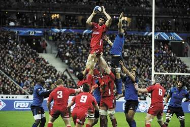 PAYS DE GALLES VS FRANCE