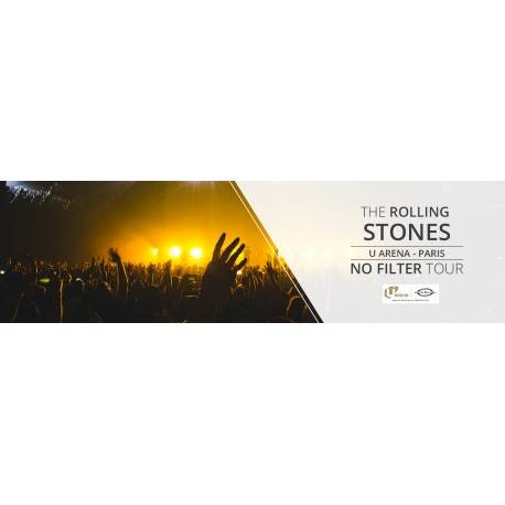 CONCERTS D'INAUGURATION - ROLLING STONES