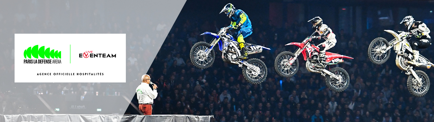 SUPERCROSS DE PARIS - 9 Novembre 2019