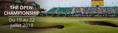 THE OPEN CHAMPIONSHIP 2018